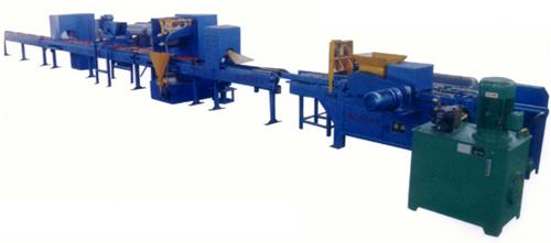 SM-15型彩瓦机辊压瓦生产线